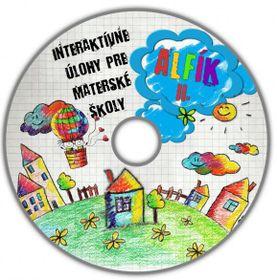 DVD Alfík ll. - slovná zásoba - slovenský jazyk