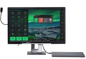 Tobii PCEye Plus očná navigácia - bezdotykové ovládanie PC