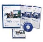 JAWS 18.0 Pro + syntetizér, hlasový výstup (licencia JAWS 18.0 SMA1)