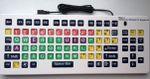 Kryt na klávesnicu Jumbo XL II QWERTY