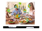 PCEye Explore navigácia + špeciálny program Gaze Viewer