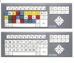 BIGkeys klávesnica LX QWERTY